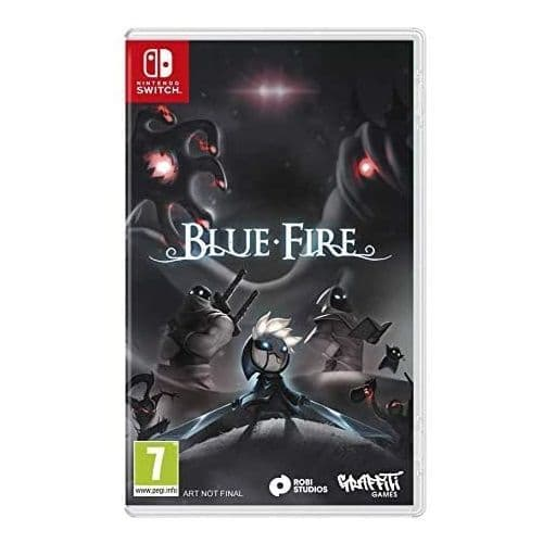 Blue Fire Nintendo Switch Game